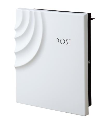 SPSF-WK デザインポスト【サーフェス】ホワイト