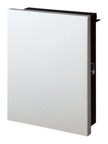 表札 ポスト全商品送料無料 直営ストア 耐久性に優れたオールステンレス SPSM-SK シルバー スムース デザインポスト 一部予約