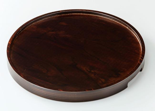 太鼓型 盛器用 ベース大 (W45514) (金彩皿・銀彩皿)