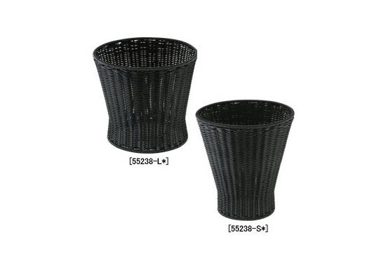 丸型ベース 小 ブラック (店舗用品/演出・ディスプレイ什器)
