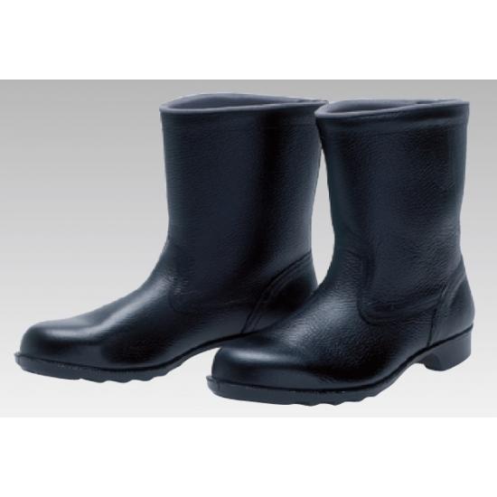 【送料無料♪】長靴 (半長靴) サイズ:26cm (安全用品・標識/身に付ける安全用品/安全靴・ワークシューズ他)