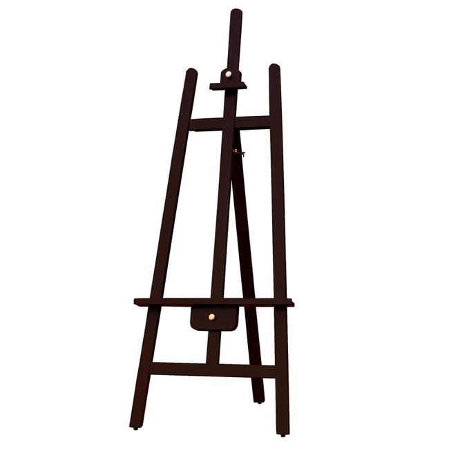 【送料無料♪】アーバンイーゼル500(ダークブラウン)(スタンド看板/木製イーゼル)