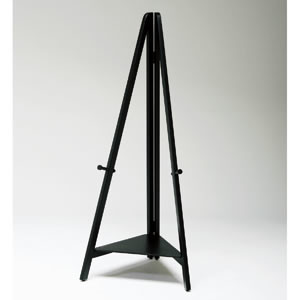 【送料無料♪】木製イーゼル MS549 K(スタンド看板)