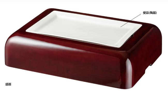 【送料無料♪】KAMADO盛器 (W30405) (ビュッフェ/ガラス・陶器オードブル盛器)