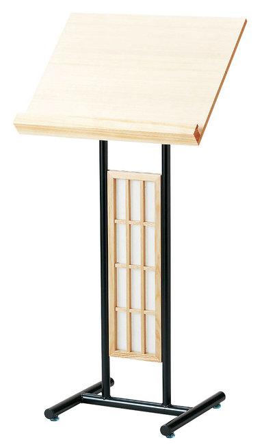 メニュースタンド COMBI (クリアー) 飾り障子 [W50467](スタンド看板・サイン)