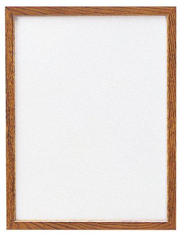 オークナチュラル (L) ポスタータイプ [W48296](スタンド看板・サイン/メッセージボード・イーゼルスタンド)
