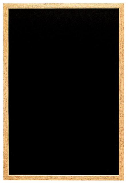 【送料無料♪】オークナチュラル (L) ブラック (マーカータイプ) [W48292](スタンド看板・サイン/メッセージボード・イーゼルスタンド)