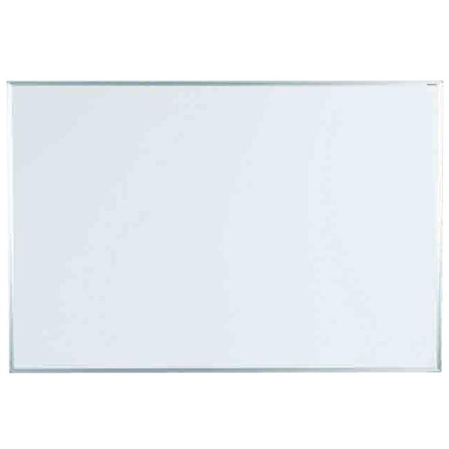 【送料無料♪】ホワイトボード MAJIシリーズ (壁掛) 無地 MH46 板面寸法 W1810×H1210 ヨコ仕様 (店舗用品/バックヤード備品/壁掛け用無地ホワイトボード)