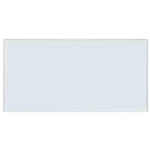 【送料無料♪】ホワイトボード MRシリーズ (壁掛) 無地 MR24 板面寸法 W1210×H610 (店舗用品/バックヤード備品/壁掛け用無地ホワイトボード)