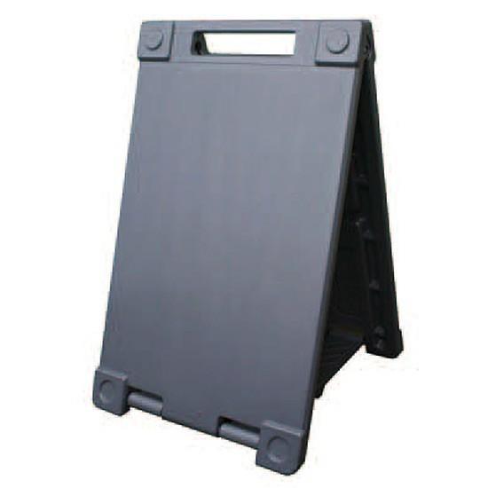 デルタインフォスタンド (スタンド看板/屋外用スタンド看板/樹脂製スタンド看板)