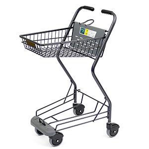 ピッキングカート(バケットタイプ)(店舗用品/運営備品/ショッピングカート・バスケット)