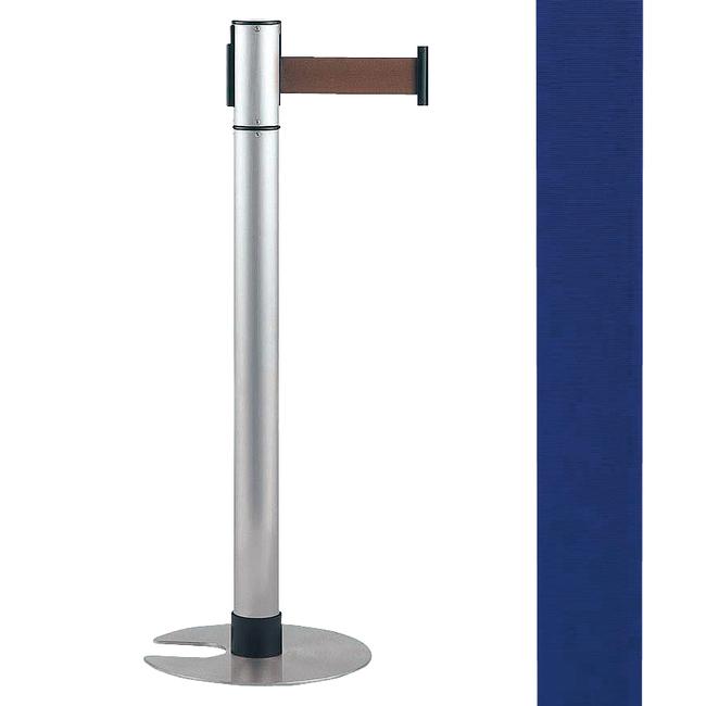 【送料無料♪】ベルトパーティション UP-250-10-04-STG ロイヤルブルー(店舗用品/運営備品/本体)