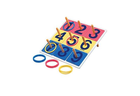ビンゴ方式や数字当てなど、抽選にピッタリです。 【送料無料♪】抽選輪投げゲーム (イベント用品/抽選機・抽選ゲーム)