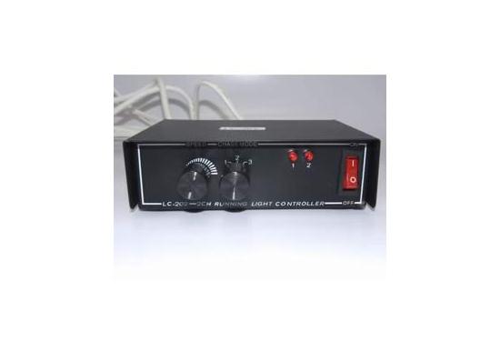 【送料無料♪】LEDロープライト ZL-3Cコントローラー (店舗用品/イルミネーションアイテム)