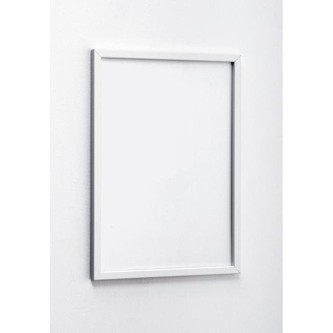 【送料無料♪】ポスターパネル131 B1 屋内 スライド式 タテヨコ兼用 カラー:ホワイト (ポスターフレーム/B1サイズ/低価格帯(B1))
