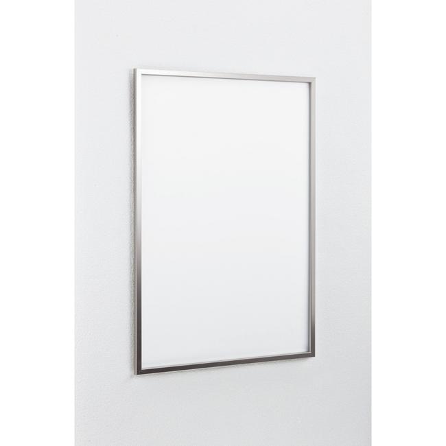 【送料無料♪】ポスターパネル131 A1 屋内 スライド式 タテヨコ兼用 カラー:ステン (ポスターフレーム/A1サイズ/低価格帯(A1))