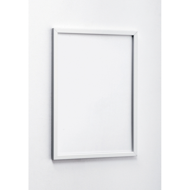 【送料無料♪】ポスターパネル131 A1 屋内 スライド式 タテヨコ兼用 カラー:ホワイト (ポスターフレーム/A1サイズ/低価格帯(A1))