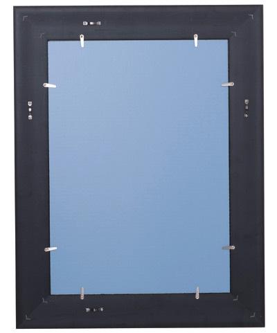 アンティーク調パネル アールデコフレーム A1サイズ (ポスターフレーム/低価格帯(A1))