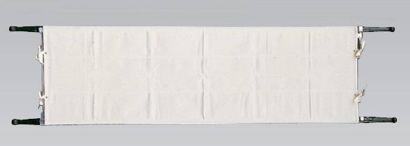 【送料無料】担架 長さ2100 白地 (安全用品・標識/消防・防災・防犯標識/防災標識・防災用品)
