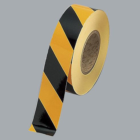 5a42a48f28ba 使用例(色はご確認下さい) 標識・案内板 □屋内床貼用ストライプテープ オンライン 超チープ