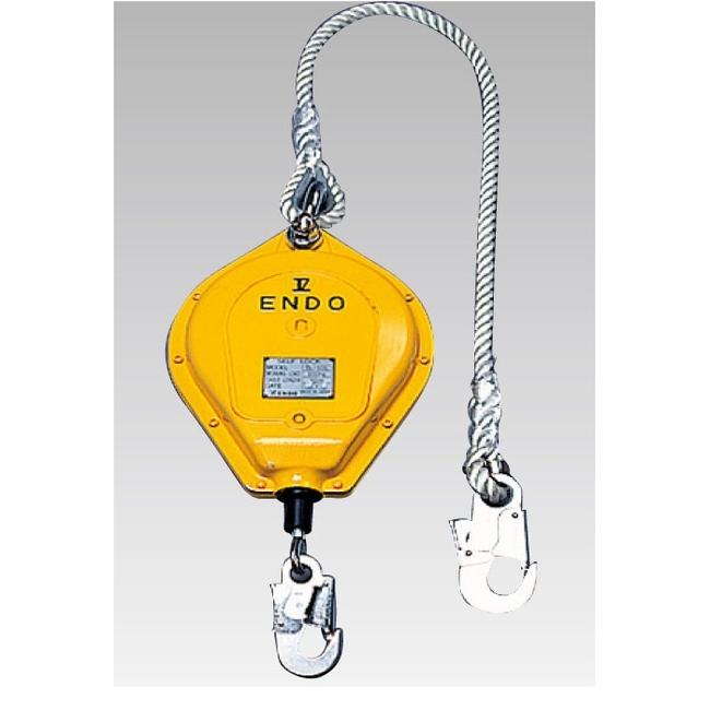 【送料無料♪】セルフロック サイズ:引出し長さ25m (安全用品・標識/身に付ける安全用品/安全帯)