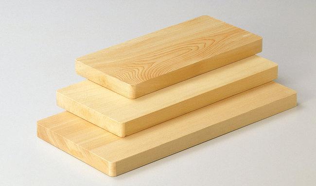 木曽桧まな板 (一枚板) [W05211](調理道具/まな板・抜き板・ネタケース)