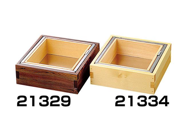 電調白木枠湯葉鍋2~4人用 (UB-104型) [W21334](鍋・コンロ/湯葉鍋・湯豆腐)