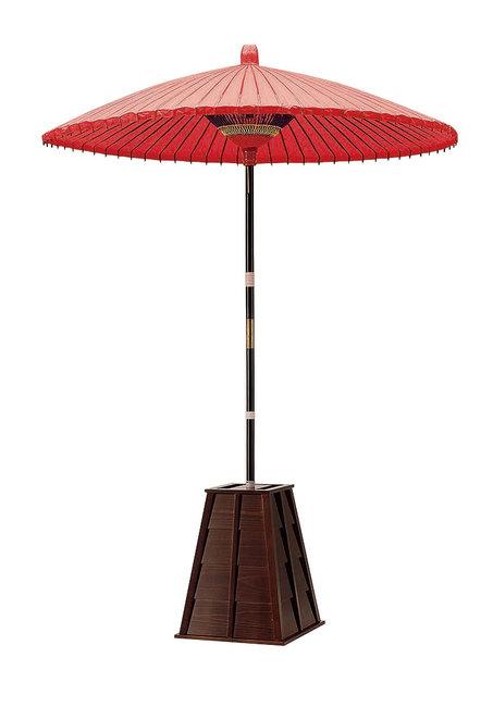 野点傘 30号 [W56255](店舗什器・店舗備品/野立傘・縁台)
