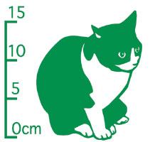 はるデコシール CAT 猫ちゃん 6 オリジナルグッズ