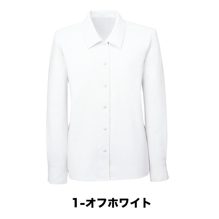 Recommended as a long-sleeved blouse material resistance to wrinkling.