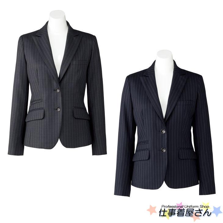「極みスーツ」究極のスーツがここに誕生! Progress プログレス ジャケット【企業制服・事務服】としてお勧め【5号~15号】