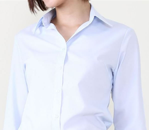 Also colour aligned with the Coordination Office of basic shirt sleeve 10 minutes as the sleeves should