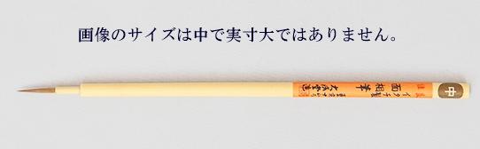 卸売り メール便限定価格 名村大成堂 日本画筆 イタチ面相 中 面相筆 国内送料無料