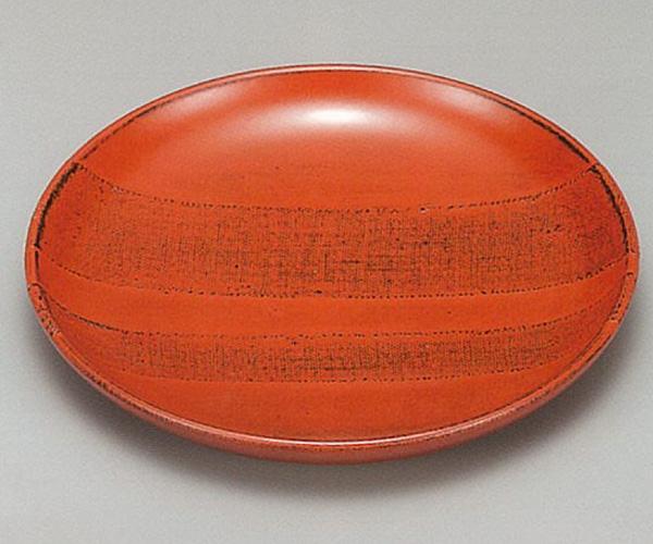 【越前漆器】根来帯布 銘々皿 5枚セット/漆器・おもてなし・御祝・ご祝儀・ギフト・贈り物・お茶会・御祝返し・御礼・銘々皿