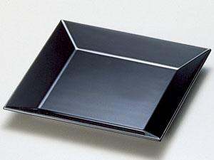 【越前漆器】 干菓子盆 黒/漆器・おもてなし・茶道具・お茶会