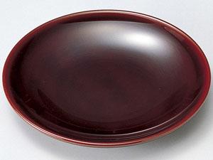 【越前漆器】 銘々皿 溜 5枚セット/漆器・おもてなし・御祝・ご祝儀・ギフト・贈り物・お茶会・御祝返し・御礼・銘々皿