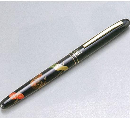 【越前漆器】 六瓢高上 万年毛筆 /漆器・プレゼント・贈り物・気持ち・御祝・御礼・退職・外国
