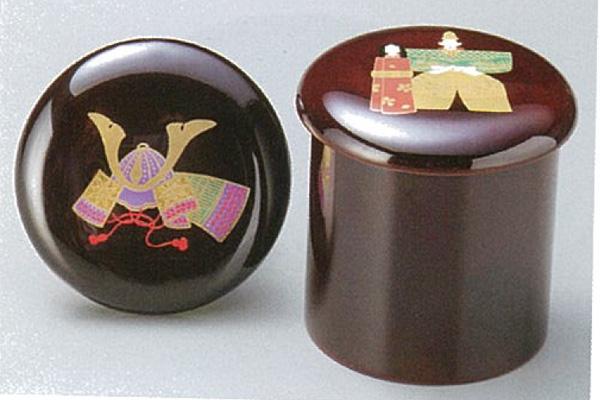 【越前漆器】節句金輪寺一双 /漆器・おもてなし・茶道具・お茶会