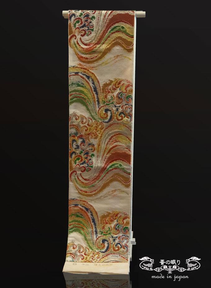 袋帯 ふくろおび | 環美術織物 | 手織