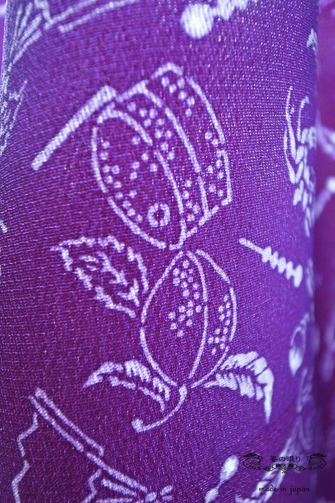 小紋 こもん オリジナル 童話 江戸小紋 ☆ 絹 100% 送料無料 小紋 こもん | 蚕の眠り オリジナル 童話のはじまりはじまり 江戸小紋
