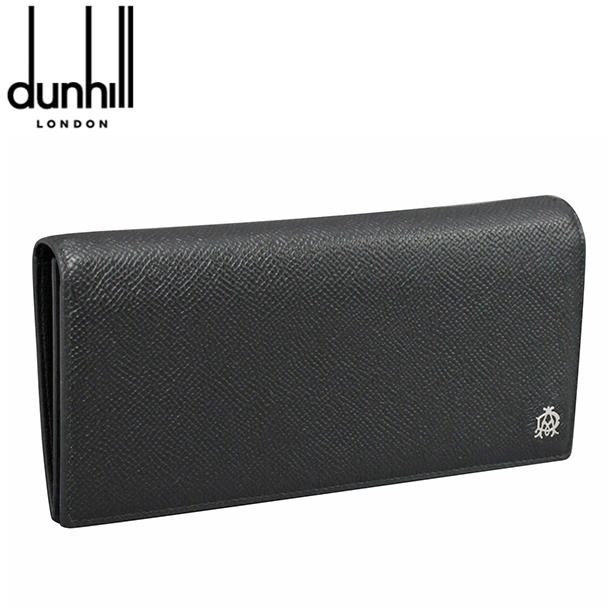 ダンヒル 長財布 ブラック ボードン L2X210A
