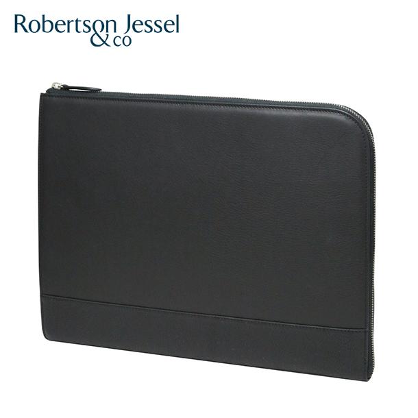 ロバートソン ジェッセル クラッチバッグ ブラック L102