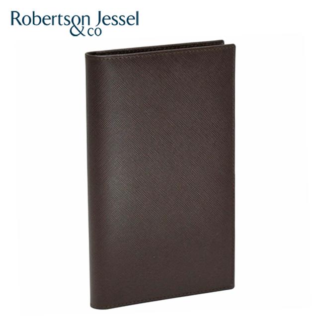 ロバートソン ジェッセル 長財布小銭入れなし ブラウン S11002