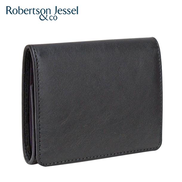 ロバートソン ジェッセル コインケース/小銭入れ ブラック×パープル S11003