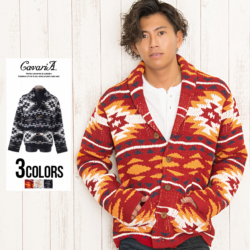 d875059bd SILVERBULLET  Size M L which all three colors of Ortega cardigan men ...