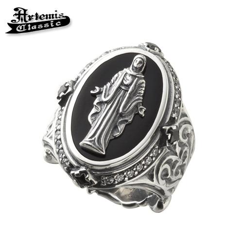 メンズリング ブランド シルバー925 黒衣聖母リング Artemis Classic アルテミスクラシック ★ 送料無料 ★ クーポン