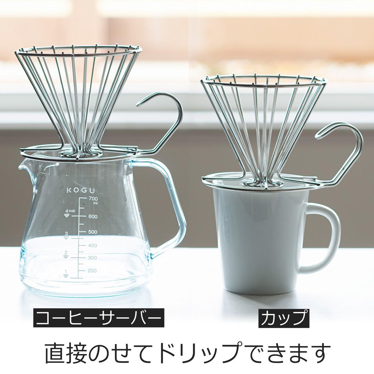 道具 コーヒー ハンド ドリップ ハンドドリップ式コーヒー おいしい淹れ方|道具・豆量・温度・コツを徹底解説