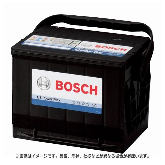 BOSCH ボッシュ US Power Max US パワーマックス バッテリー UPM-58R | ロングライフ バッテリー上がり バッテリー交換 始動不良 車 部品 メンテナンス 消耗品