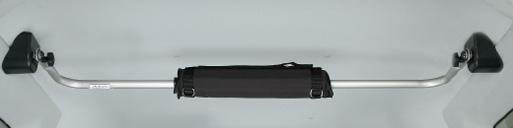 HONDA ホンダ VAMOS バモス ホンダ純正 ルーフインナークロスバー リア用 【 2012.6~次モデル】||