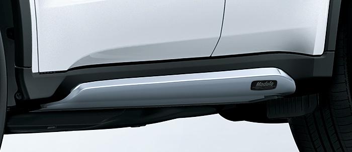 HONDA ホンダ VEZEL ヴェゼル ホンダ純正 サイドロアガーニッシュ ブラック [2016.3~次モデル][ 08F04-T7A-0T0 ]||